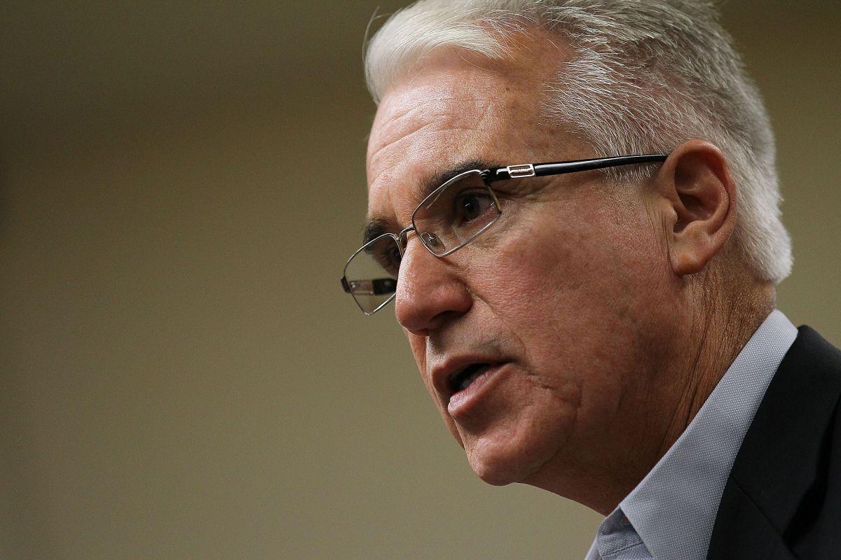 George Gascón, fiscal del Condado de Los Ángeles.