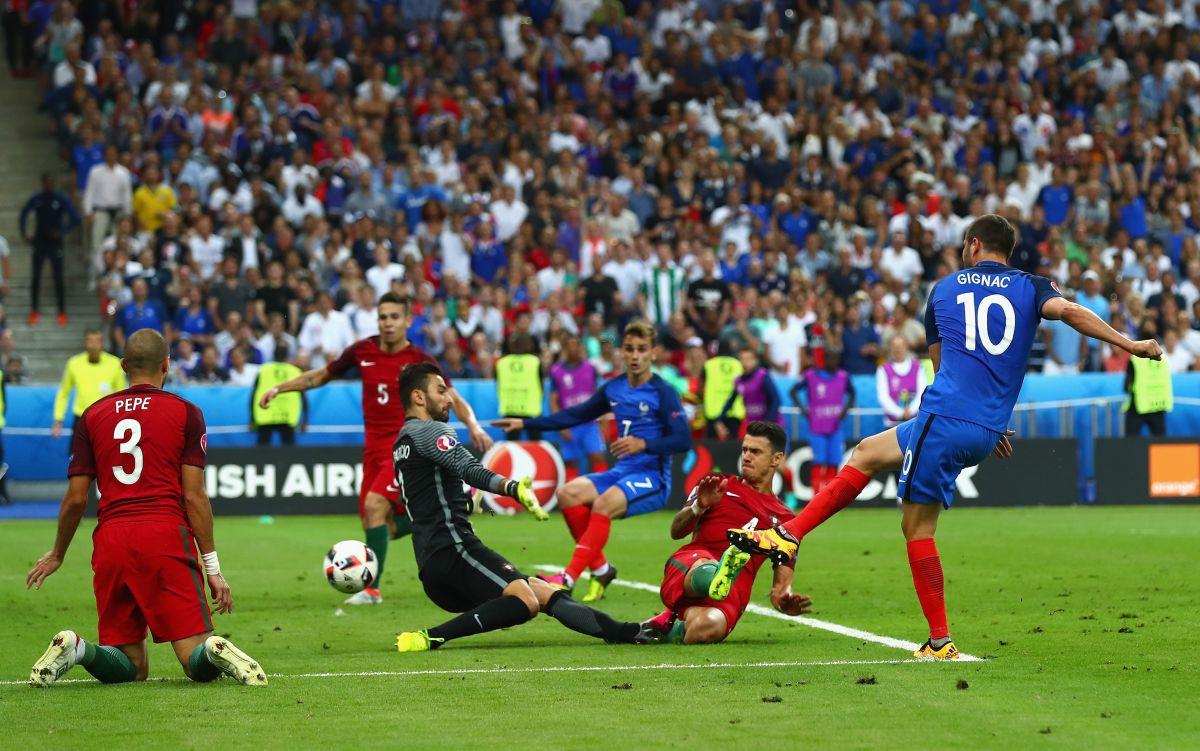 Gignac contra México: Francia confirmó la presencia de André-Pierre Gignac en Tokio 2020