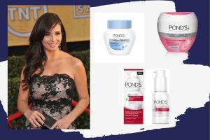 Rutina de Gisselle Blondet para el cuidado de la piel con productos POND'S