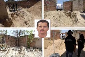Hallan 110 víctimas en fosas ubicadas en territorio del Mencho y el CJNG
