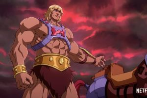 Netflix publica el tráiler de He-Man, su nueva serie animada