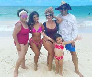 Nick, esposo de Carolina Sandoval, confiesa el por qué lo vemos alejado de su familia