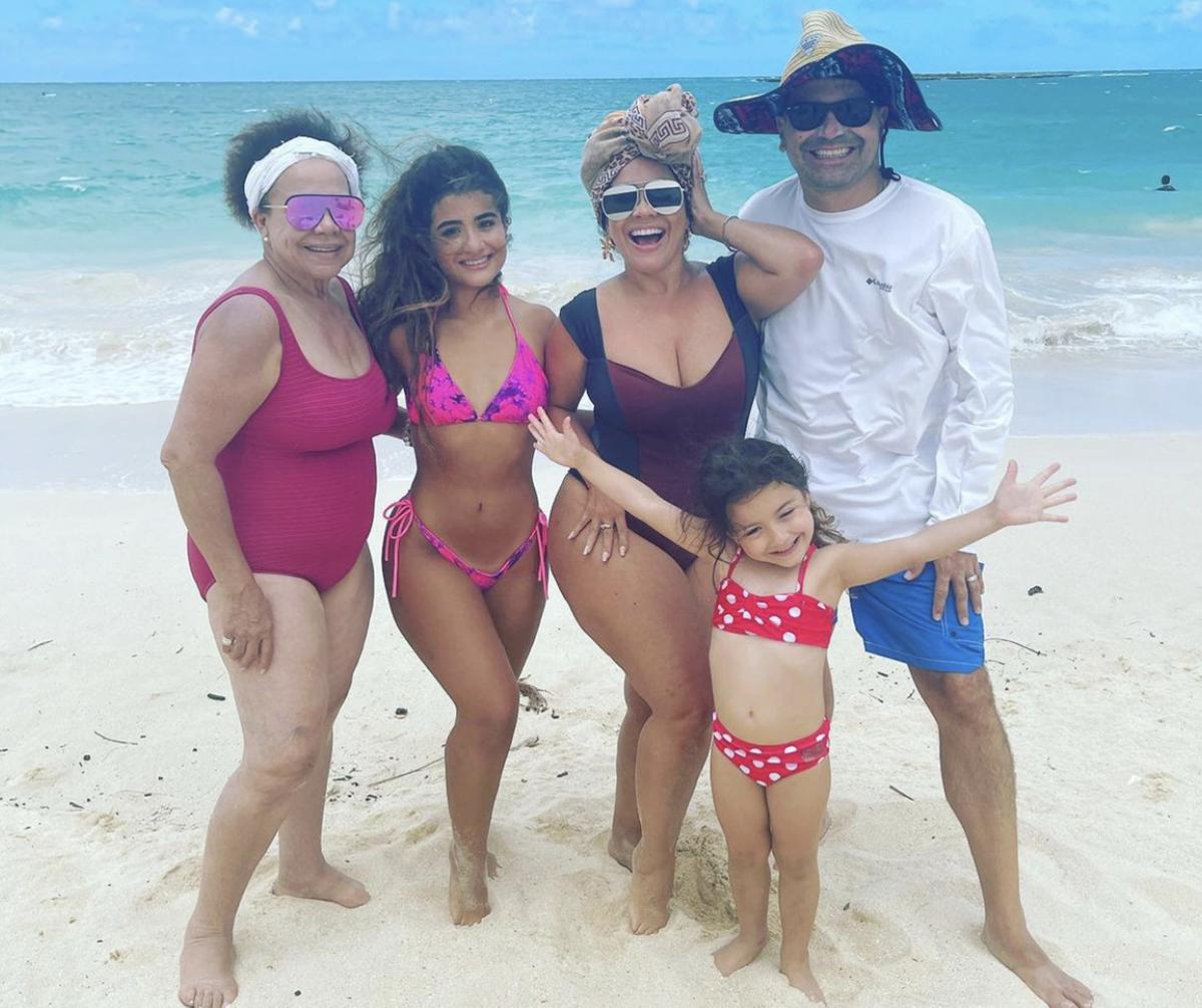 Nick, esposo de Carolina Sandoval, confiesa por qué lo vemos alejado de su familia