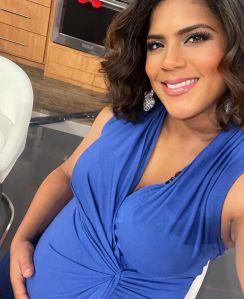 Francisca Lachapel: Así cambió su vida a días de ser mamá