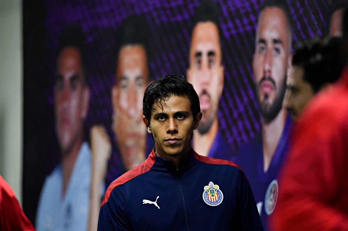 El delantero de Chivas de Guadalajara, José Juan Macías, está muy cerca de firmar con el Getafe de España
