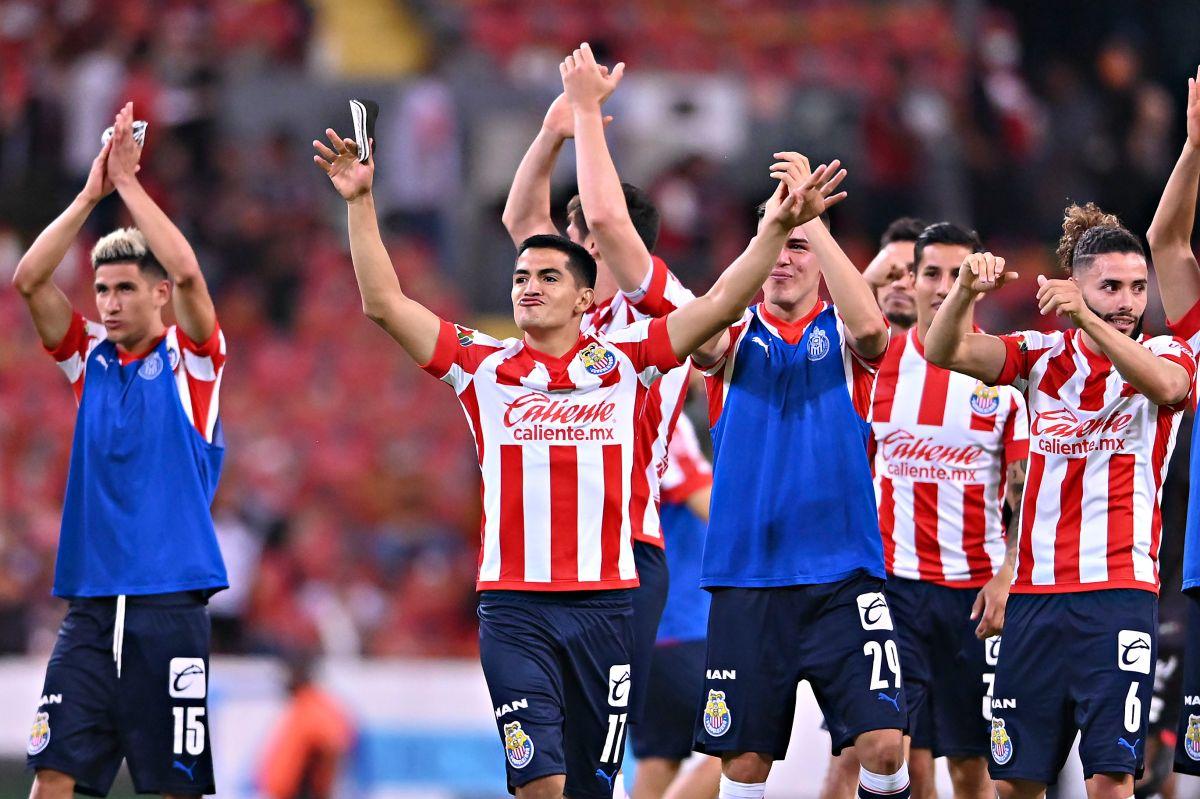 Fútbol de estufa: cuáles son los jugadores que desea Chivas