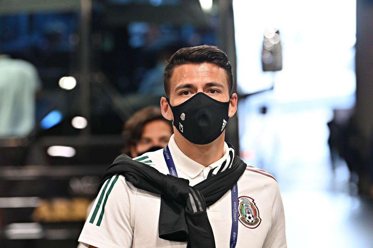 Moreno ha participado como seleccionado nacional en tres Copas del Mundo