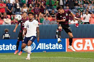Polémica: Árbitro le negó gol al Tri por un supuesto offside en la Final de la Nations League