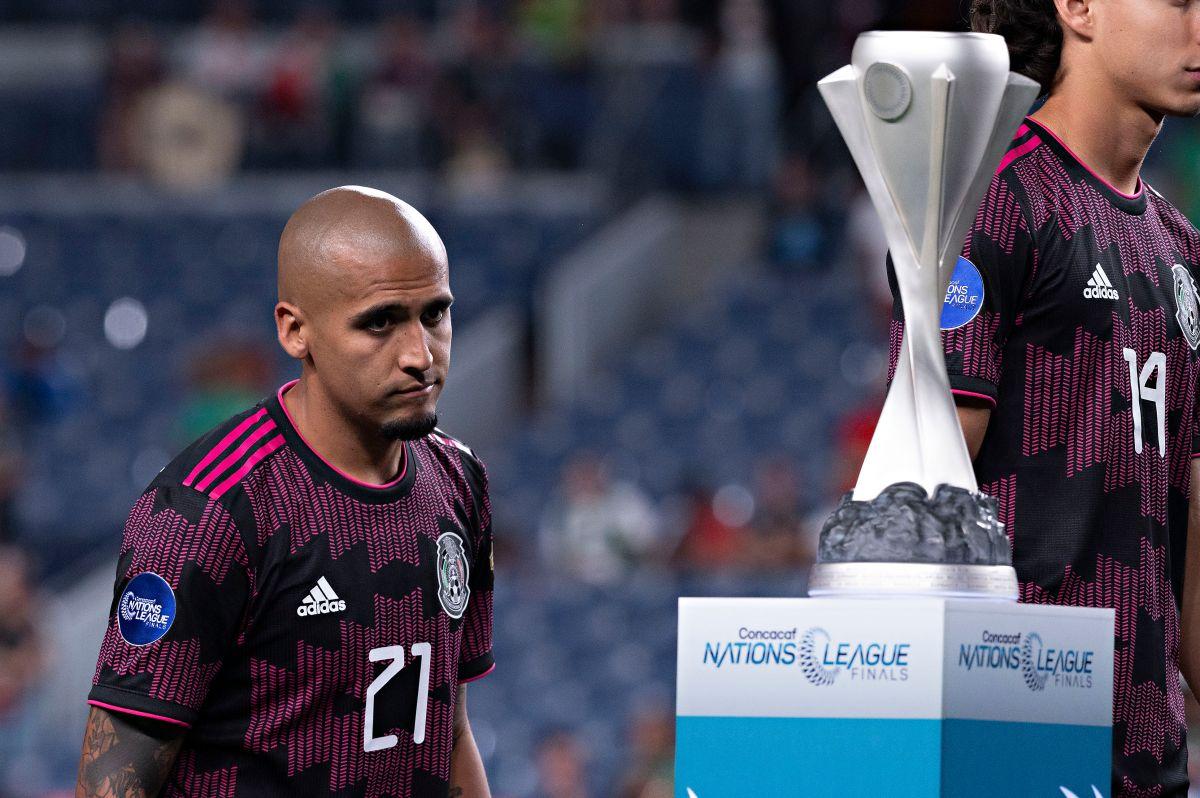 """Se divide """"El Tri"""": los cambios de México para los Juegos Olímpicos y la Copa Oro"""