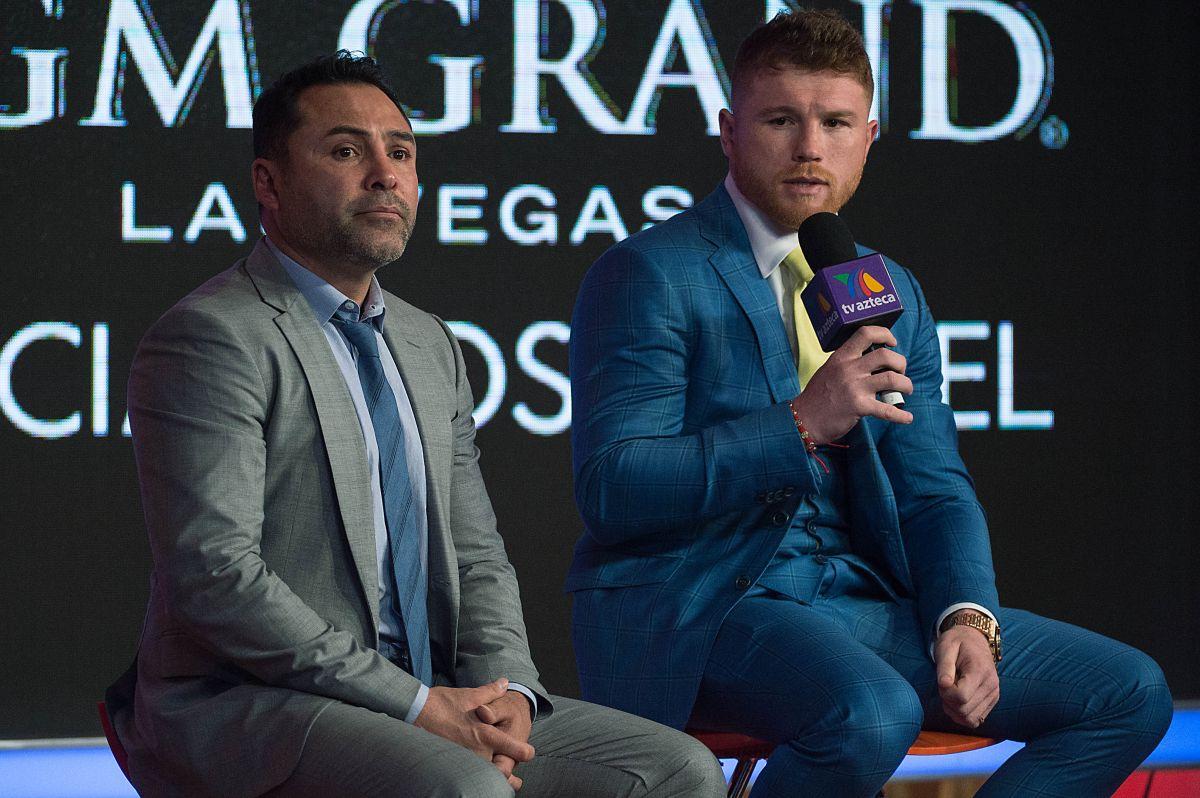 De la Hoya volverá al ring contra el ex campeón de la UFC, Vitor Belfort.