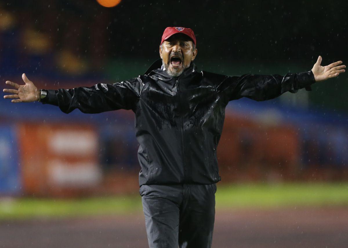 El estratega dirige actualmente al Real CD España de Honduras.
