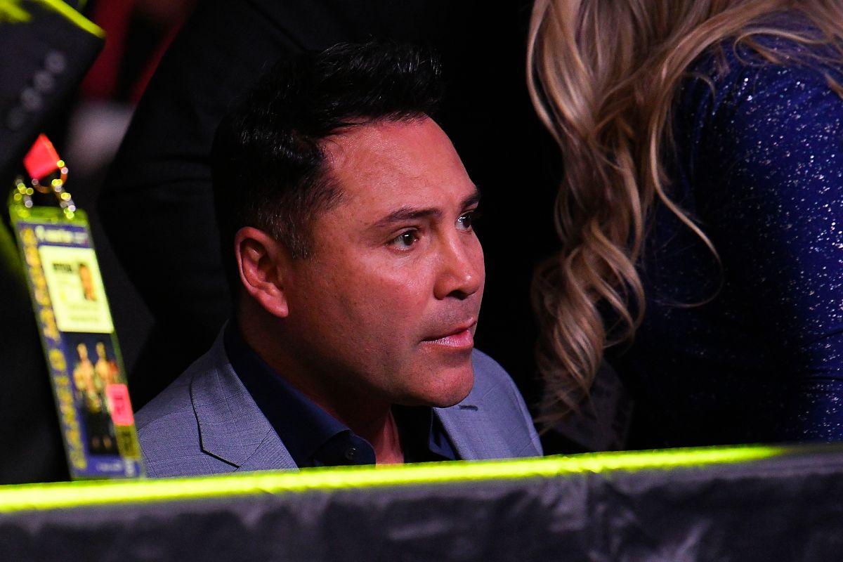 De la Hoya saldrá del retiro para enfrentar al ex campeón de la UFC, Vitor Belfort.