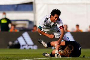 José Juan Macías sufrió desgarro que pone en riesgo su participación con el Tri Olímpico