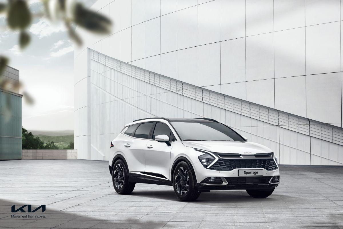 Kia revela su nuevo Sportage 2023 con una pantalla panorámica curva