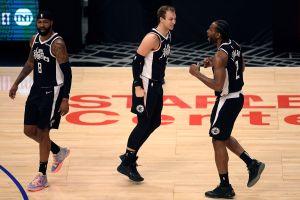 Clippers salvó el orgullo de Los Ángeles: festival de triples para eliminar al fenómeno Luka Doncic