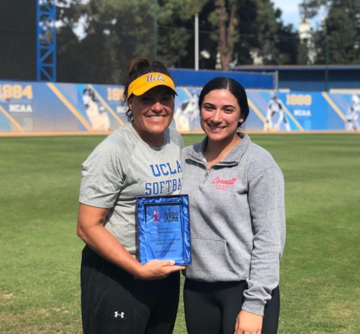 ELLA Sports Foundation busca ayudar a las atletas latinas a culminar sus sueños deportivos