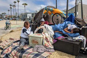 Desamparados: 'Otras ciudades no son tan amables como Los Ángeles'