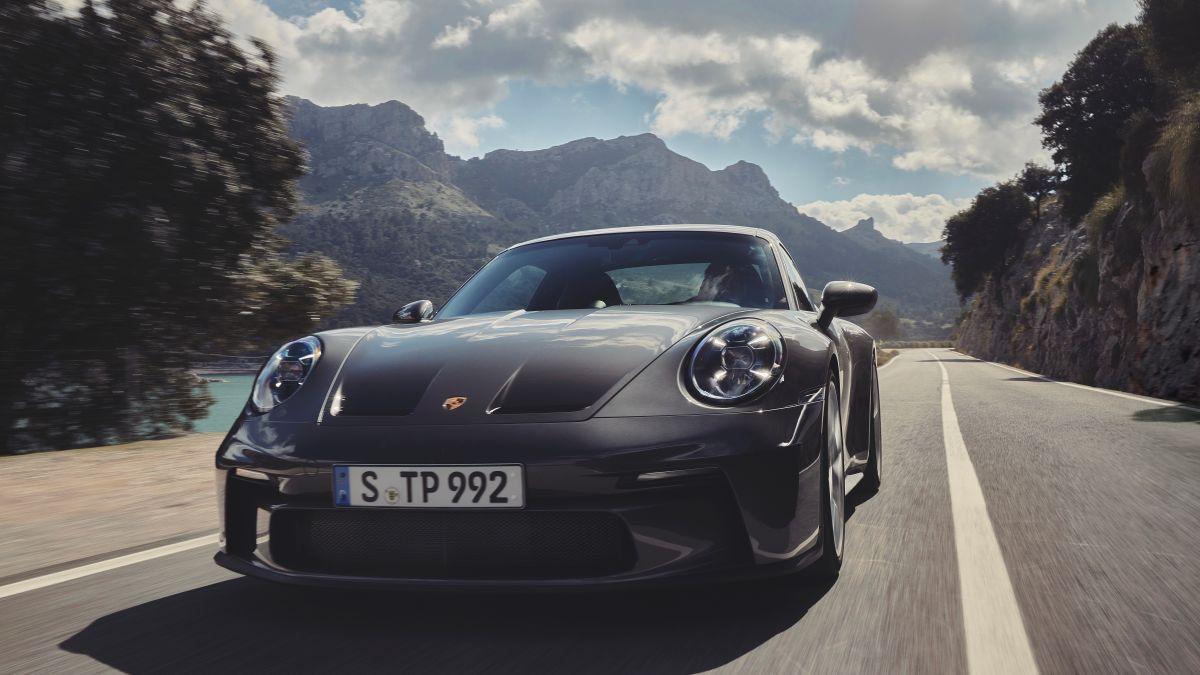 El nuevo Porsche 911 GT3 Touring ha llegado