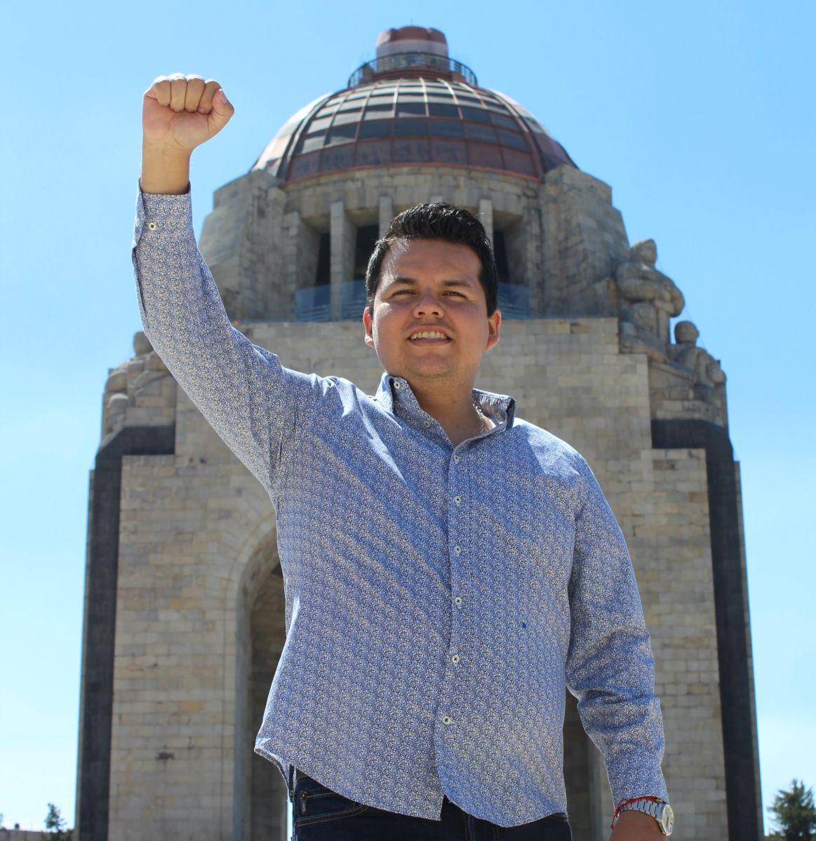 ¿Sabes quién es el primer diputado migrante de la Ciudad de México?