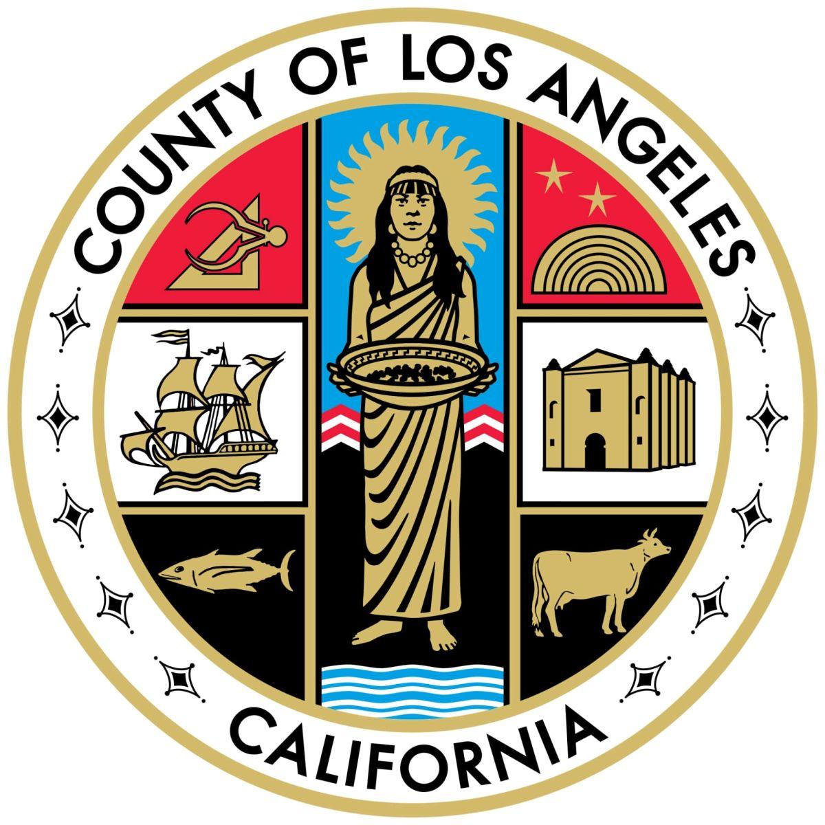 Sello del Condado de Los Ángeles
