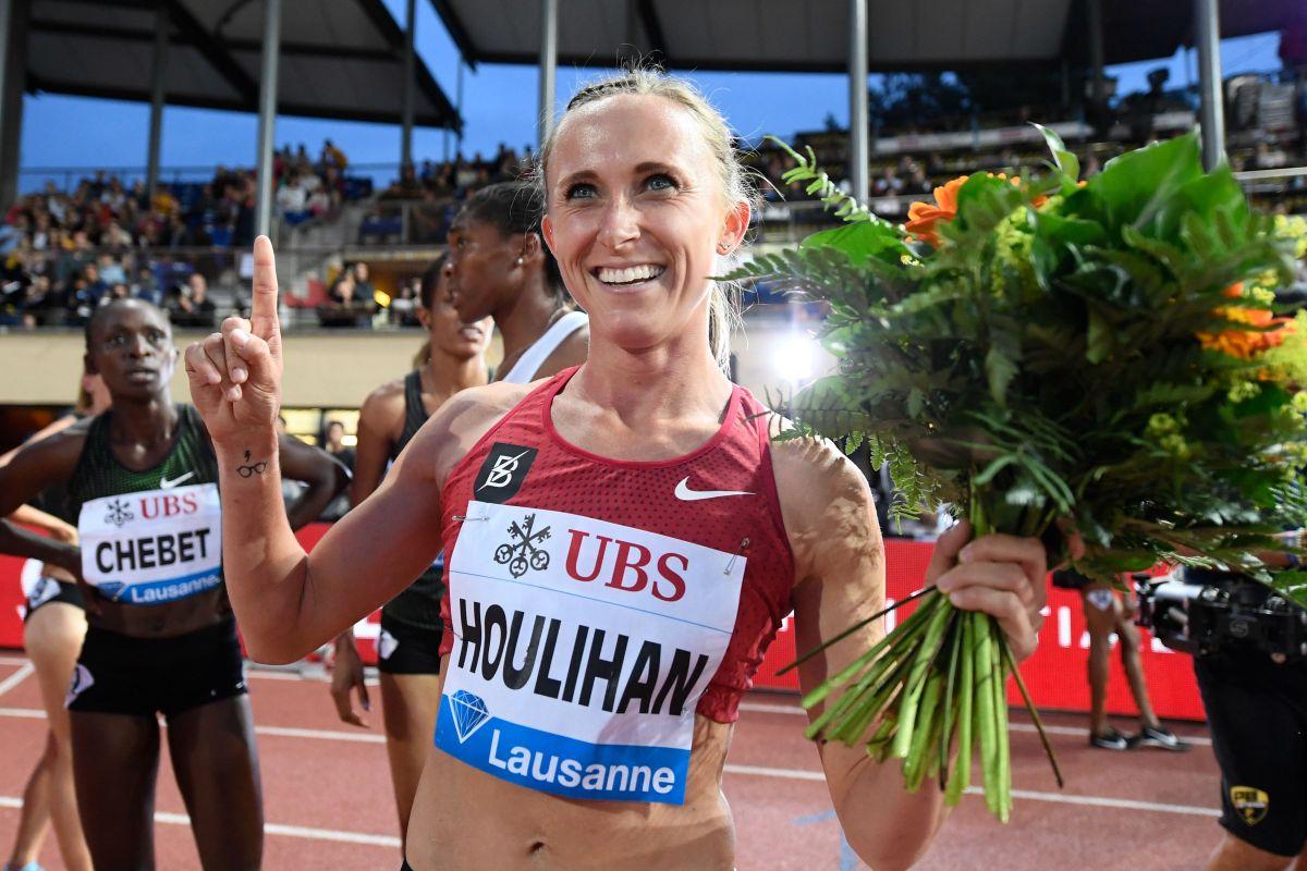 Atleta estadounidense Shelby Houlihan aseguró que su positivo por nandrolona ocurrió por comerse un burrito