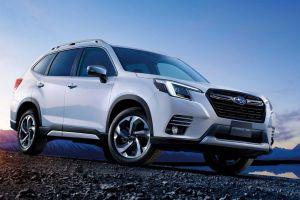 Forester: el SUV de Subaru se actualiza desde Japón