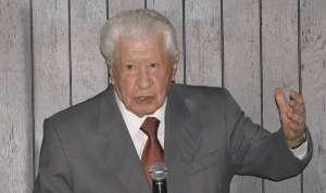 A sus 96 años, Ignacio López Traso prepara su regreso a los escenarios teatrales
