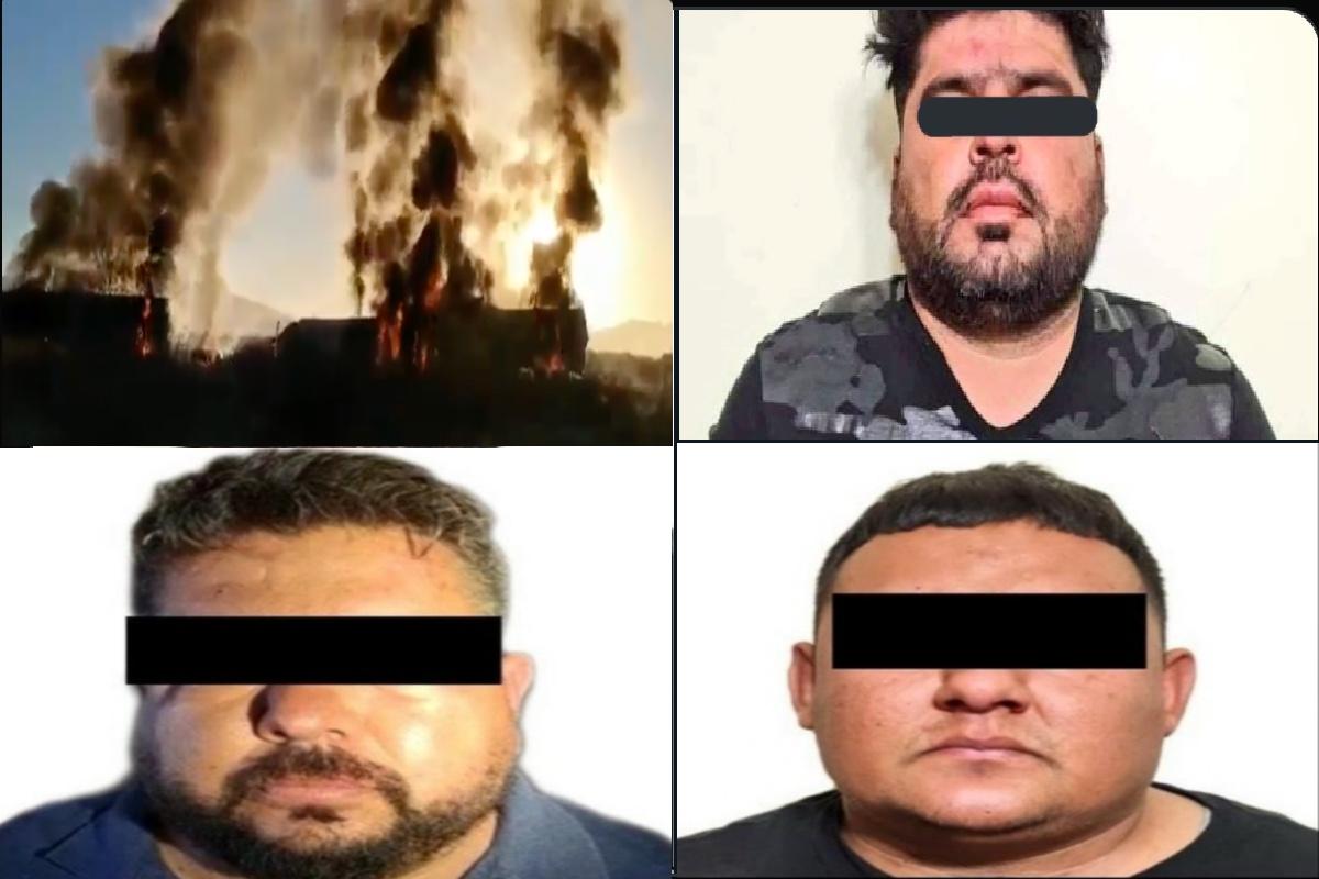 VIDEOS: Cae el Cazador y los Chapitos enfurecen, mandan quemar tráileres y narcobloqueos