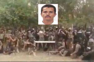"""VIDEO: """"Ganen o pierdan, son contrarios al CJNG"""", advierten sicarios del Mencho a políticos mexicanos"""