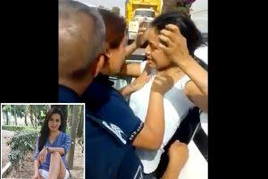 VIDEO: Acusan a policías de matar a joven doctora tras detenerla por accidente vial