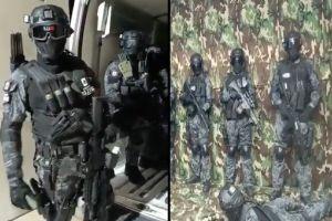 """VIDEO: CJNG amenaza a rival y a policías, """"Nosotros somos los que hemos matado a toda su gente"""""""