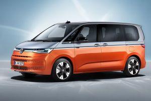 Multivan, la leyenda de Volkswagen muestra su nuevo aspecto