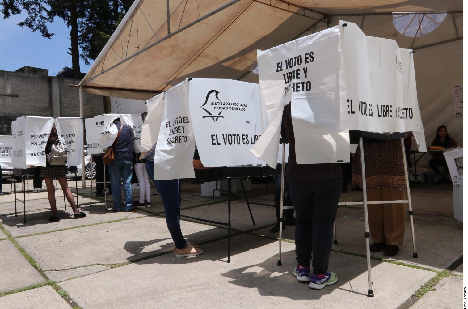 Elecciones en México 2021