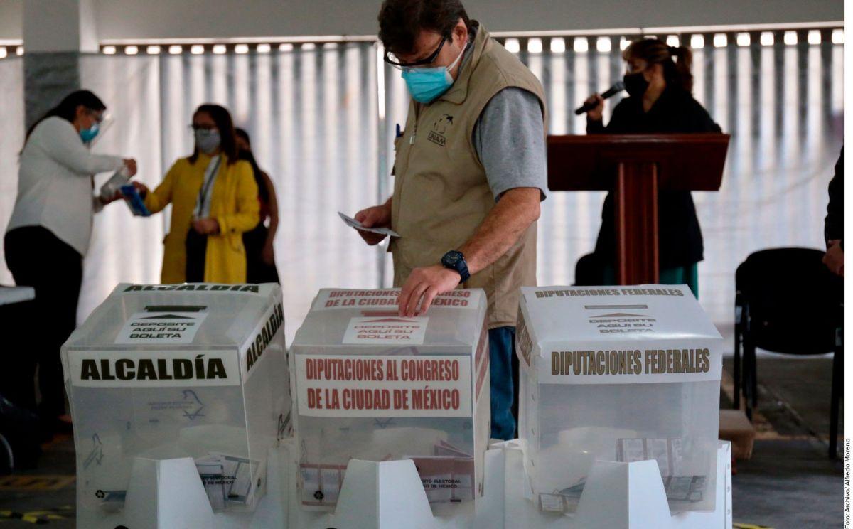 México realizará elecciones intermedias el domingo 6 de junio de 2021.