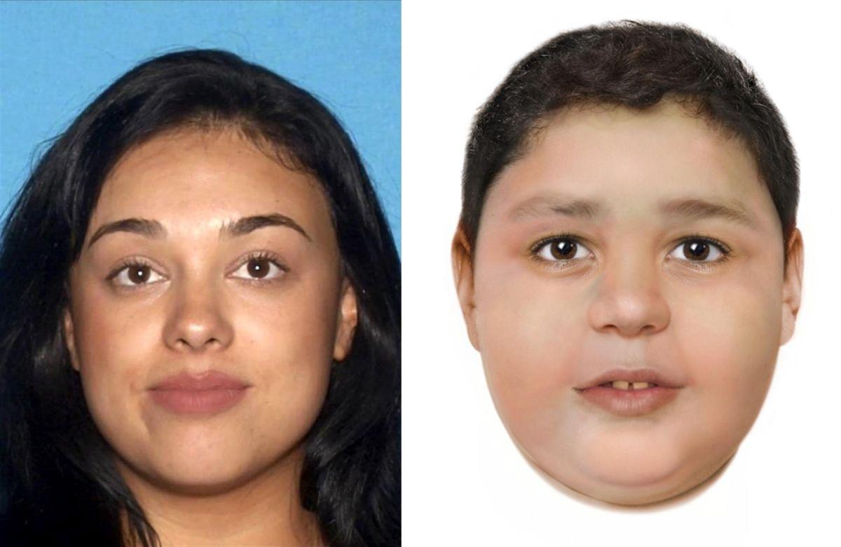 Madre hispana del niño asesinado en Las Vegas es arrestada; lo estuvo paseando por varias ciudades