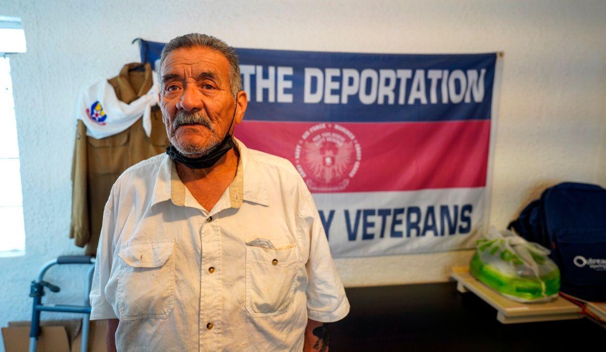 Veterano deportado hace 11 años logra volver a Estados Unidos
