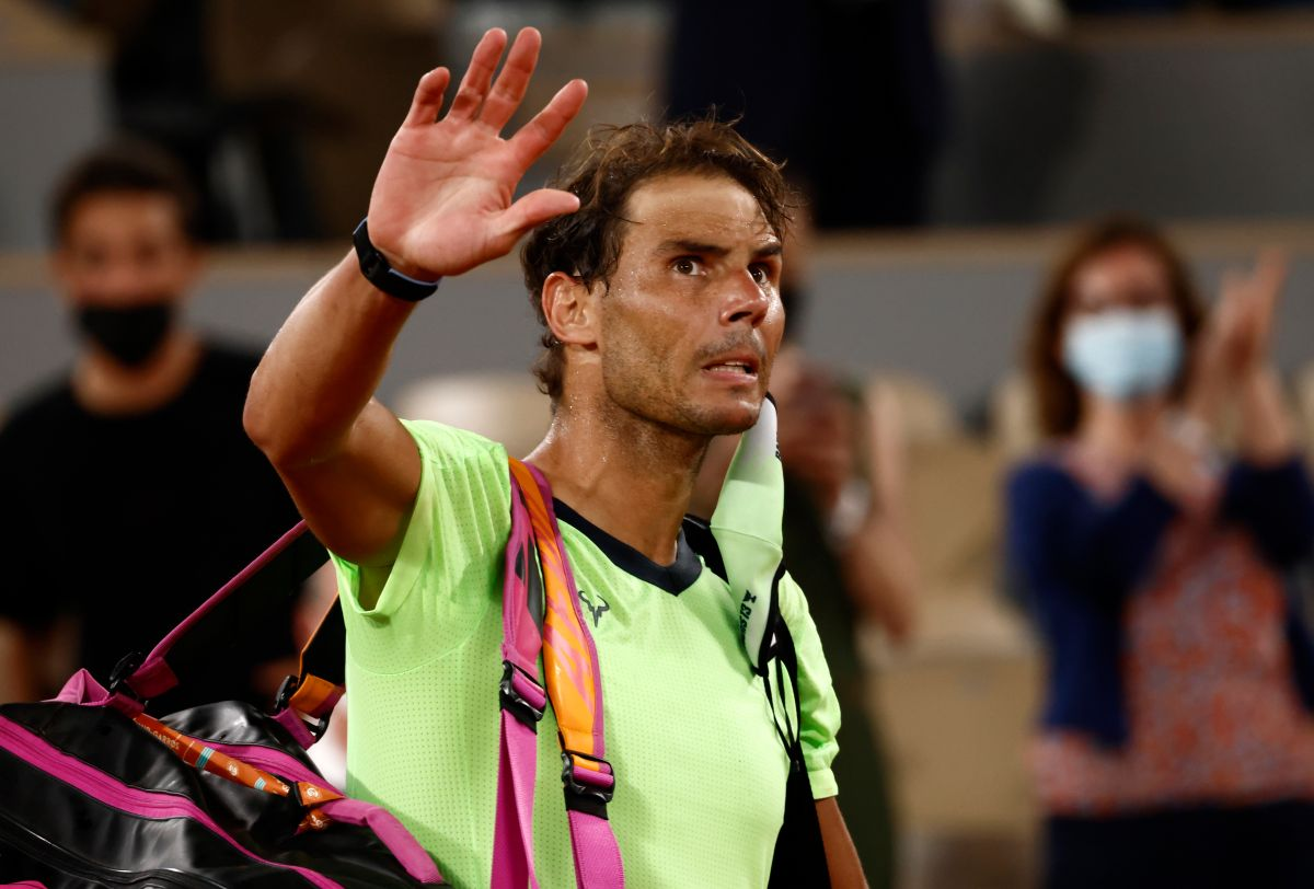 Las únicas derrotas de Rafael Nadal en el Roland Garros de París
