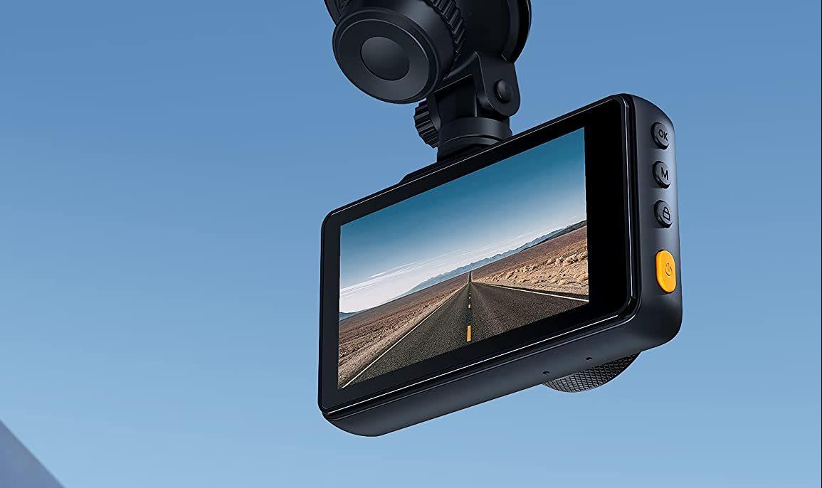 5 cámaras de auto para grabar en todo momento mientras conduces