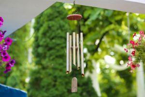 5 campanas de viento que ayudan a que las energías fluyan positivamente en tu hogar