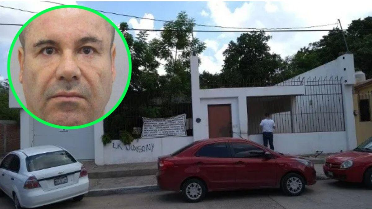 Las autoridades de México sortearán una de las mansiones de Joaquín 'El Chapo' Guzmán
