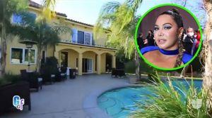 Así luce la lujosa mansión que compró Chiquis Rivera tras ser desheredada por Jenni