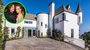 Norman Reedus, estrella de 'The Walking Dead', vende su mansión estilo castillo en Hollywood Hills