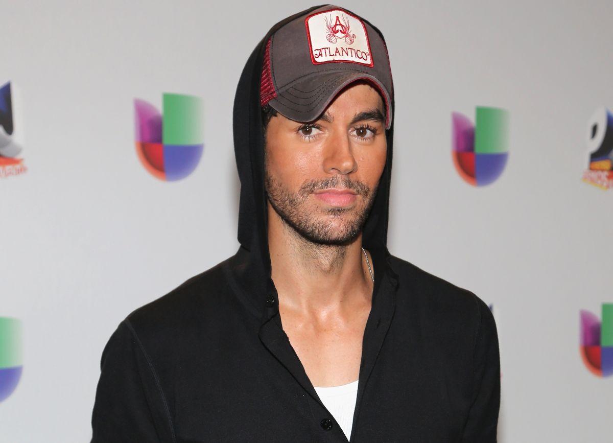 Enrique Iglesias.