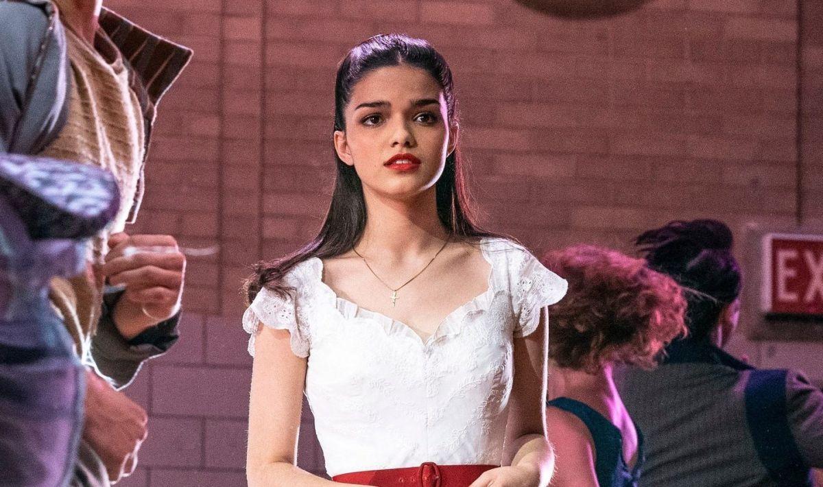 """Rachel Zegler, en el papel de María en la nueva """"West Side Story""""."""