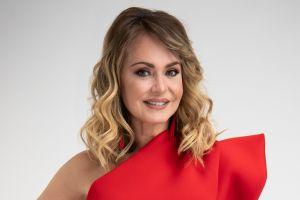 Gabriela Spanic se suelta en lágrimas tras comentarios del estreno de 'Si Nos Dejan' en Univision