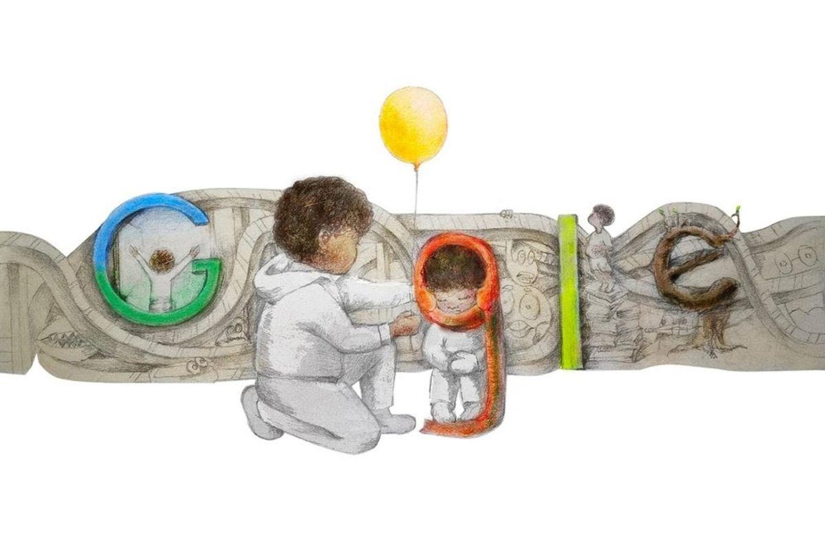 Conoce al ganador de Doodle for Google 2021, Milo Golding