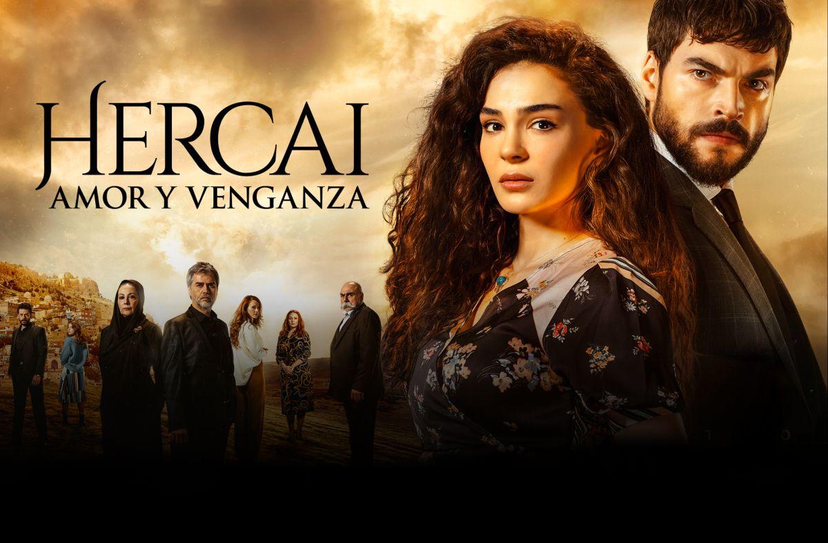 Estreno de 'Hercai: Amor y Venganza' en Telemundo será de 2 horas y competirá con 'La Hija del Embajador 2' de Univision