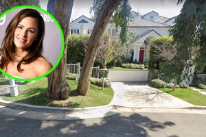 Así es la casa que alquila Jennifer Garner antes de mudarse a vivir cerca de Ben Affleck