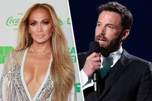 Ben Affleck juega con el trasero de Jennifer Lopez reviviendo viejos tiempos