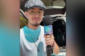 Johnny López, el hermano de Chiquis, habría conseguido trabajo de reportero en 'El Gordo y La Flaca'